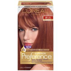 Loreal hair colors