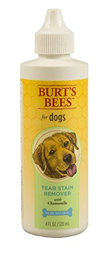 Burt's Bees for Dogs Tear Stain Remover,4 fl oz * Check out this great product.