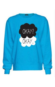 The Fault In Our Stars Sweat Shirt