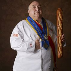 Chef Tom Macrina, president of the American Culinary Federation
