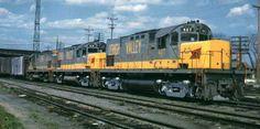 Lehigh Valley Railroad Snowbirds | Lehigh Valley RR Snowbird Scheme - anyone have more details?