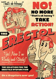 ERECTOL VINTAGE AD  =:0)  This one's for Michael Mack!