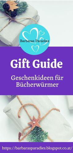 Geschenktipps für Bücherwürmer findet ihr auf meinem Blog! Viel Spaß beim Schenken!