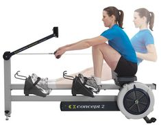 My next rowing machine!  Concept 2 is amazing!