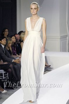 Blake Lively White Prom Dress Gossip Girl Fashion Dresses TPS0004