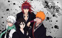 Tags: Anime, BLEACH, Kurosaki Ichigo, Abarai Renji, Kuchiki Rukia, Hitsugaya Toushirou