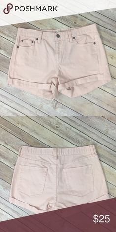 """✨J. Crew Shorts✨ Stretch. Size 4. 98% cotton 1% spandex. Measurements: waist 14.5 across, total length 10"""", inseam 3"""", front rise 8"""" back rise 12""""     💕Need any other information? Measurements? Materials? Feel free to ask! 💕Unfortunately, I am unable to model items!  💕Don't be shy, I always welcome reasonable offers! 💕Fast shipping! Same or next day! 💕Sorry, no trades!  Happy Poshing!☺️ J. Crew Shorts"""