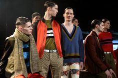 Jonathan Saunders, Gq, Sari, London, Image, Collection, Dresses, Fashion, Fall Winter 2014