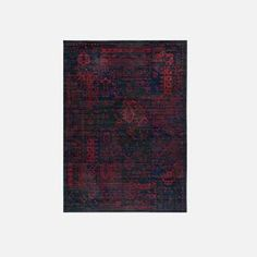 Kennedy Rug 3'11x5'11 Raspberry now featured on Fab.