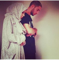 Pray together so we can go to Jannah   Muslim Couples ...