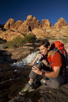 Amazon.com : LifeStraw Personal Water Filter : Camping Water Filters : Sports & Outdoors