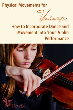 How To Incorporate Dance And Movement Into Your Violin Performance http://www.connollymusic.com/stringovation/how-to-incorporate-dance-and-movement-into-your-violin-performance @revellestrings