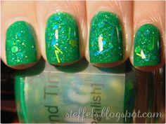 -NOTDs - Pahlish Glitter Polish-
