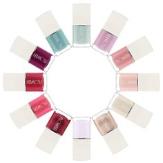 FLOWER Nail'd It Nail Lacquer- New Makeup line introduced by Drew BerryMore