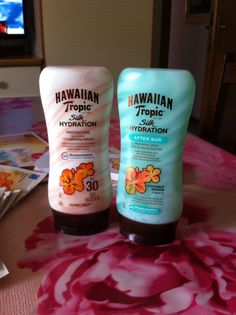 Test Hawaiian Tropic