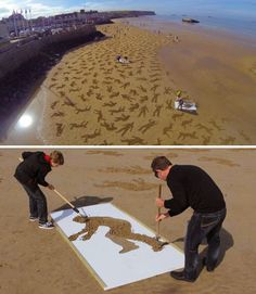 Humor Discover Beach fun for Igoda Land Art Beach Pictures Funny Pictures Public Art Pranks Installation Art Funny Jokes Cool Art Cool Stuff Funny Relatable Memes, Funny Jokes, Sand Art, Stupid Funny, Public Art, Really Funny, Funny Comics, Funny Pictures, Beach Pictures