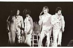 Elvis in concert Atlanta, GA. June 29, 1973. 8 : 30 pm show.
