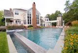 Fishing Creek Farm Residence - traditional - pool - other metro - Walnut Hill Landscape Company