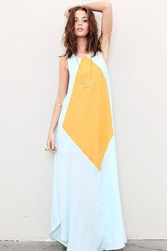 Cameo Poison Ivy Maxi Dress for $145 - Perfect for brunch in the Village and then shopping in SoHo. @shopplanetblue.com.