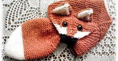 Lindas *HEM*ligheter: What does the fox say? Fox, Crochet Hats, Barn, Sayings, Knitting, Inspiration, Knits, Crafts, Knitting Hats