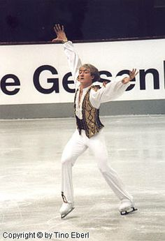 The Figure Skating Corner: Cup on Ice 1999: photo archive