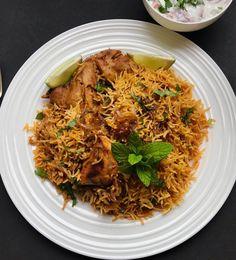 Chicken Biryani - Instant Pot
