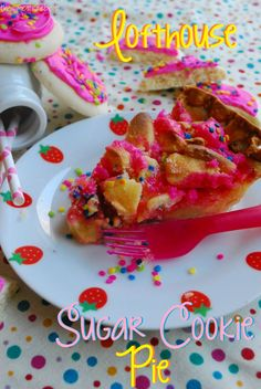 Lofthouse Sugar Cookie Pie