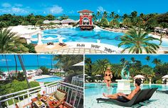 Antigua All Inclusive Resort - Sandals Grande Antigua Resort & Spa: A Luxury Antigua Vacation