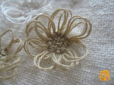 Embroidery Floss Number Of Strands Embroidery Library Designs Free! Brazilian Embroidery Stitches, Embroidery Hoop Crafts, Embroidery On Clothes, Hand Embroidery Stitches, Hand Embroidery Designs, Embroidery Patterns, Flower Making, Embroidered Flowers, Needlework