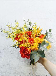Buquê cores alegres by Studio Lily