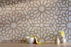 Castilla stone mosaic. Part of the Miraflores Collection by Paul Schatz | New Ravenna Mosaics
