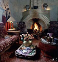 Eye For Design: Moroccan Interiors...... Bill Willis Style.