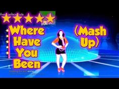 ▶ Just Dance 2014 - Where Have You Been (Dance Mash-Up) - Alternative Mode/Choreography - 5* Stars - YouTube