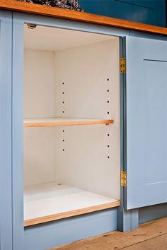 British Standard Cupboard Interior