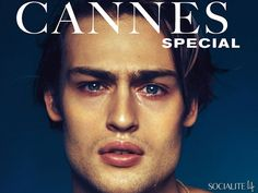 Meet Romeo–Hollywood's latest Romeo from the epic Shakespeare tragedy Romeo & Juliet, model turned actor Douglas Booth snaps up the latest cover story of British magazine Clash. Photographed for the magazine's film issue, Booth appears Douglas Booth, Pretty Men, Beautiful Men, Beautiful People, Hello Gorgeous, British Magazines, Cover Boy, Male Fashion Trends, Men's Fashion