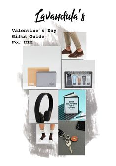 Lavandula.me Lifestyle Blog Valentine's day gifts for him