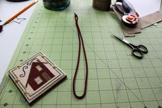 Learn to finish with the Twisted Stitcher: The Ornament Cording and Hanger 1...
