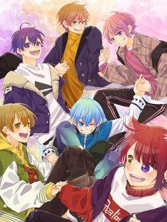 すとぷり Cute Anime Boy, Anime Art Girl, Anime Guys, Kawaii Chibi, Anime Chibi, Super Hero Life, Ayato, Anime Artwork, Vocaloid