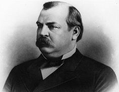 Why Does Grover Cleveland Count as Two Presidents? American Presidents, Us Presidents, American History, Former President, Weird News, Weird Facts, Official Presidential Portraits, Grover Cleveland