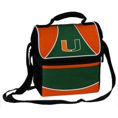 Miami Hurricanes NCAA Lunch Pail