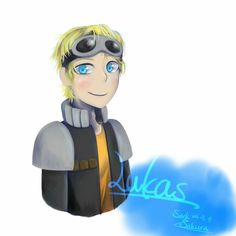Lukas is my favorite Character in Minecraft Story Mode . (X Minecraft Story Mode - Lukas 2 Minecraft Comics, Minecraft Drawings, Minecraft Fan Art, Cartoon Characters, Fictional Characters, Princess Zelda, Deviantart, Artist, Anime