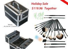 Cosmetic Brushes Cosmetic Brushes, It Cosmetics Brushes, Natural Make Up, Holiday Sales, Wax, Pure Products, Cara Makeup Natural, Laundry