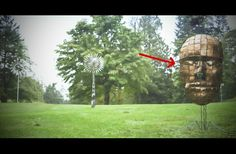 It Looks Like An Ordinary Sculpture, Until It Starts To Move. Then It's Mind-Bending