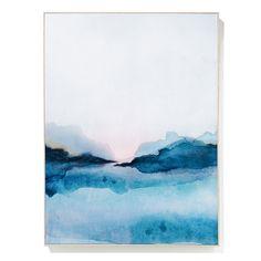 Dream Canvas Lake Horizon