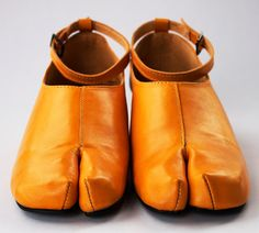 ☼ Bjork Ninja Toe Leather Heels - $100 ☼ Shunami ☼ Any Colors. Any Size. Any Style. ☼  Follow and re-pin for a $10 coupon code. ☼