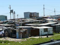 apartheid slum