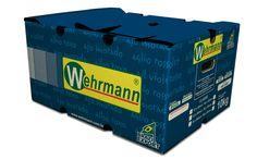 Arte para caixa de alho agrícola Whermann