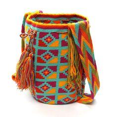 Caja Wayuu Mochila