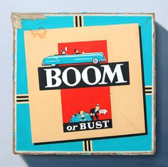 Boom or Bust