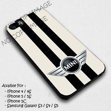 New !!! Mini Cooper Clubman Car Logo iPhone Case 4 4s 5 5s 5c 6 6s 7 7s Plus SE